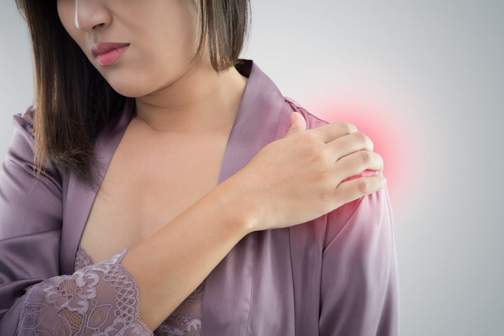 Chronic Shoulder Pain and Mental Illness the less spoken link